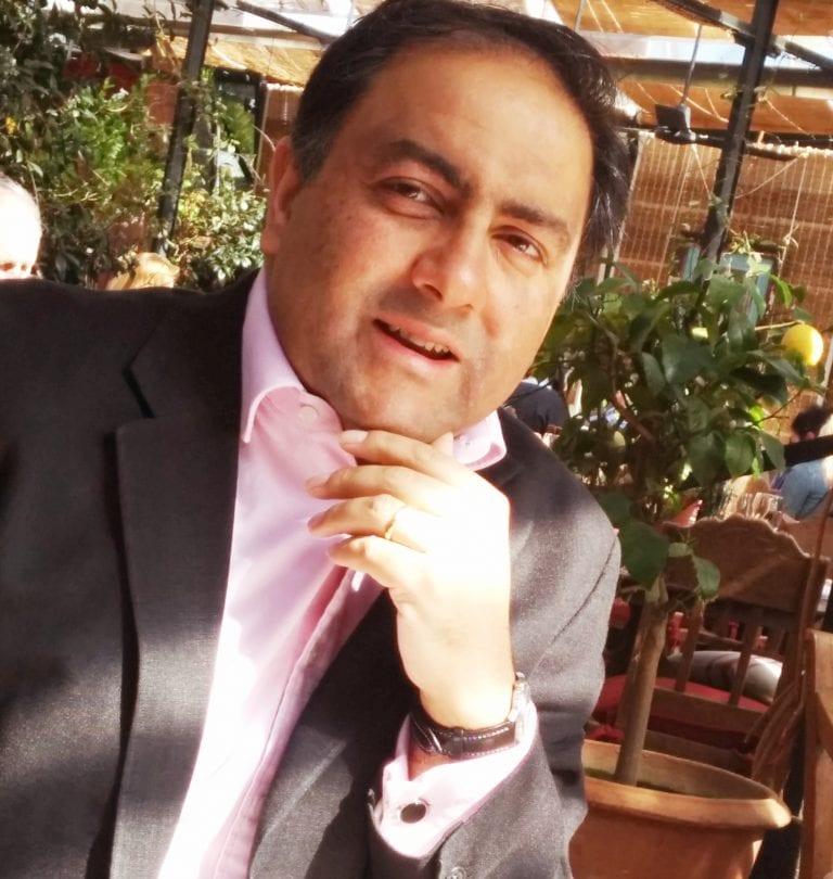 Tariq Rashid