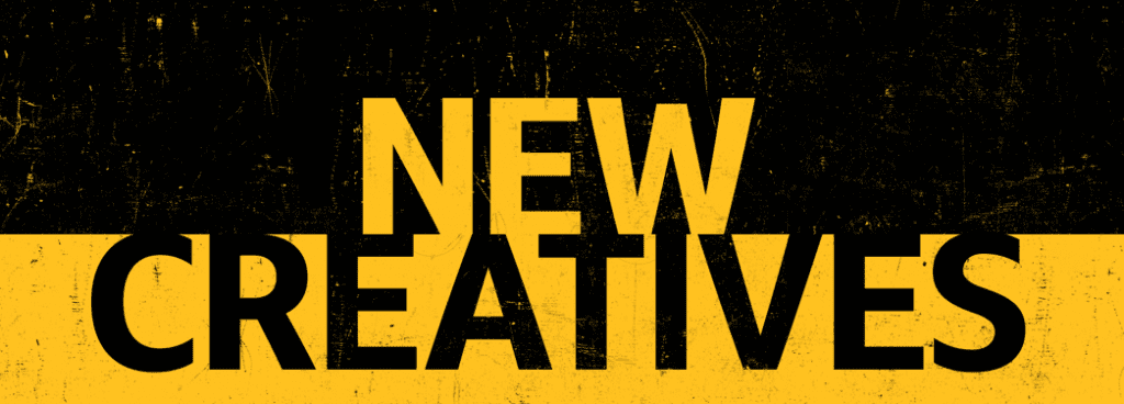 New Creatives logo.