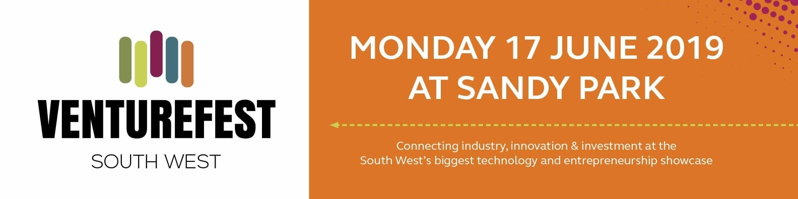Venturefest South West: 17th June 2019, Sandy Park, Exeter