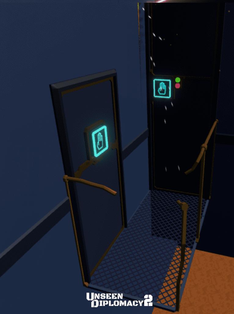 """A """"Duck Door"""" vs. Standing Height Door"""