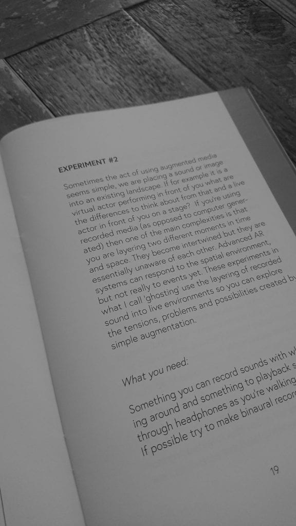 Page from book with title 'Experiment number 2.'