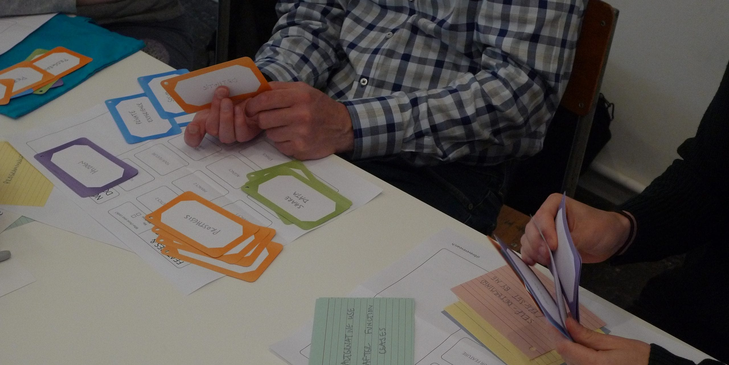 Take Back Control Workshop: designing automated wellbeing technologies