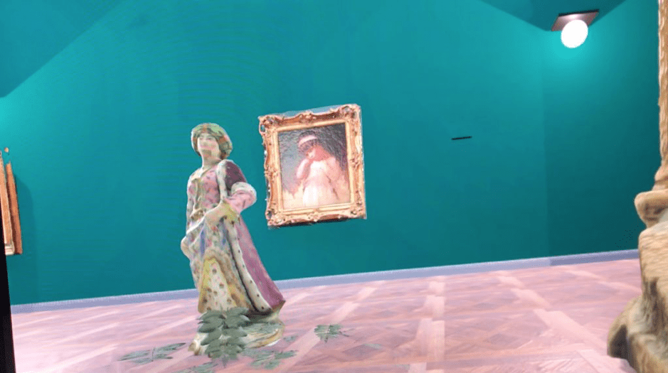 The Wow! Museum Software Art, Virtual Reality