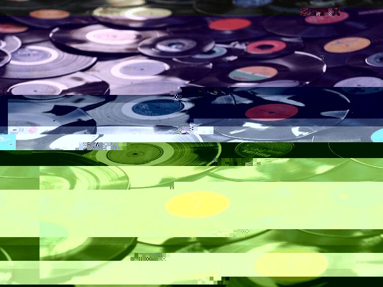 Cyborg Vinyl: On data mediated records